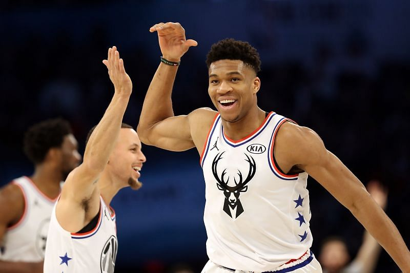 Giannis Antetokounmpo will be a free agent in 2021.