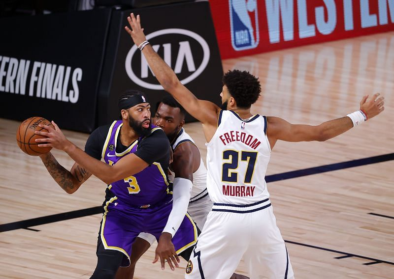 NBA News Update: Jamal Murray revealed that an injury stopped him from performing at his usual best against the LA Lakers