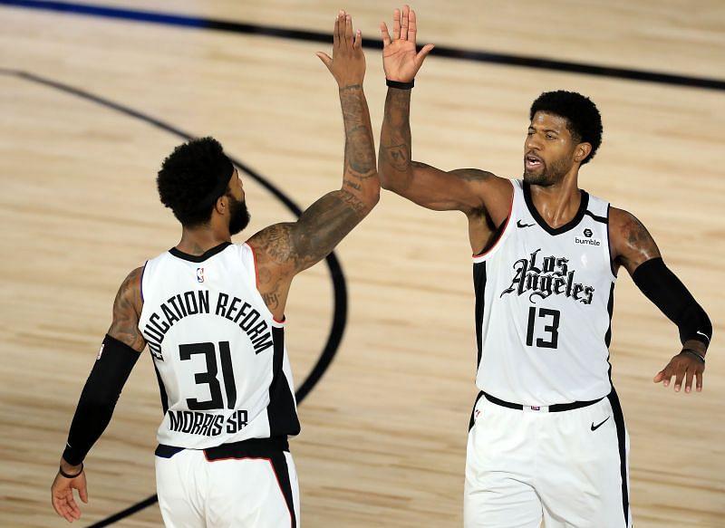 Denver Nuggets v Los Angeles Clippers - Game Five