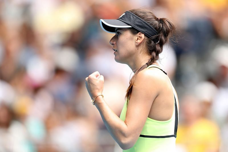 Sorana Cirstea has struggled at Roland Garros for the past few years