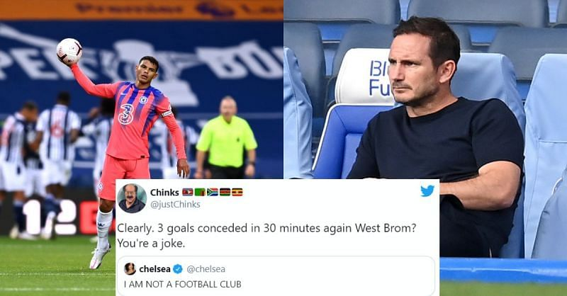 Twitter Explodes As Chelsea Record Remarkable Comeback To Hold West Brom To 3 3 Draw