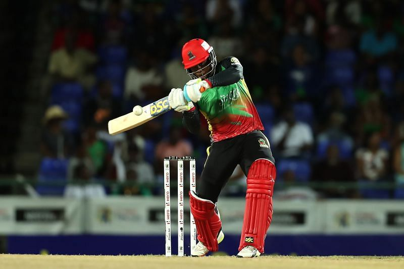 St Kitts Nevis Patriots v Guyana Amazon Warriors - 2019 Hero Caribbean Premier League (CPL)