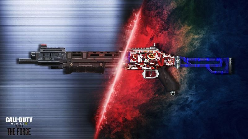 The KRM-262 (Image Credit: Activision)