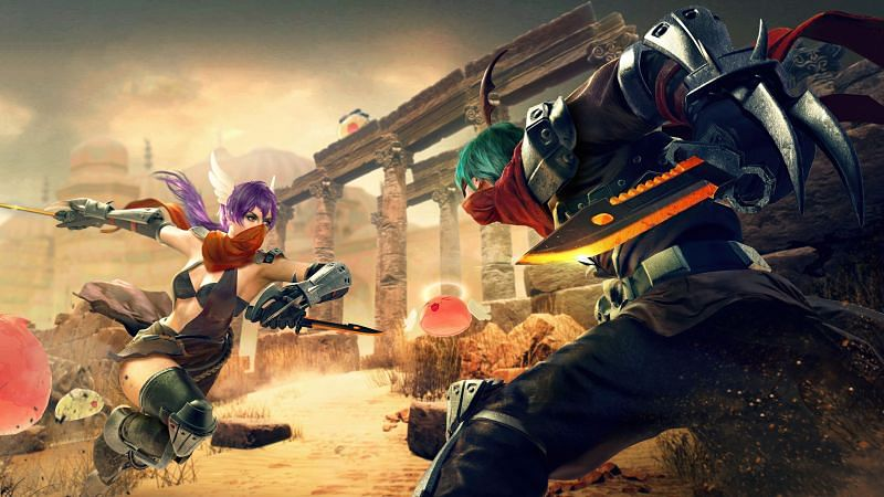 Free Fire OB24 update for Android: OBB download link (Image Source: uhdpaper.com)