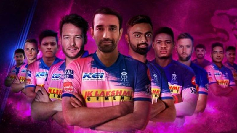 RR have a win percentage of 60% in the UAE