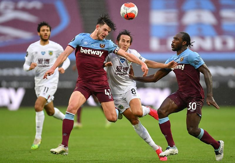 Chelsea have suffered a huge blow in their pursuit of Declan Rice
