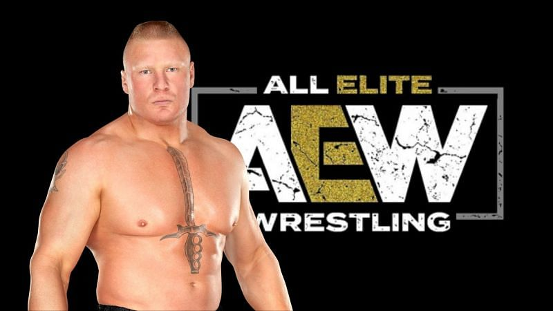 Chris Jericho comments on whether we could see Brock Lesnar in AEW