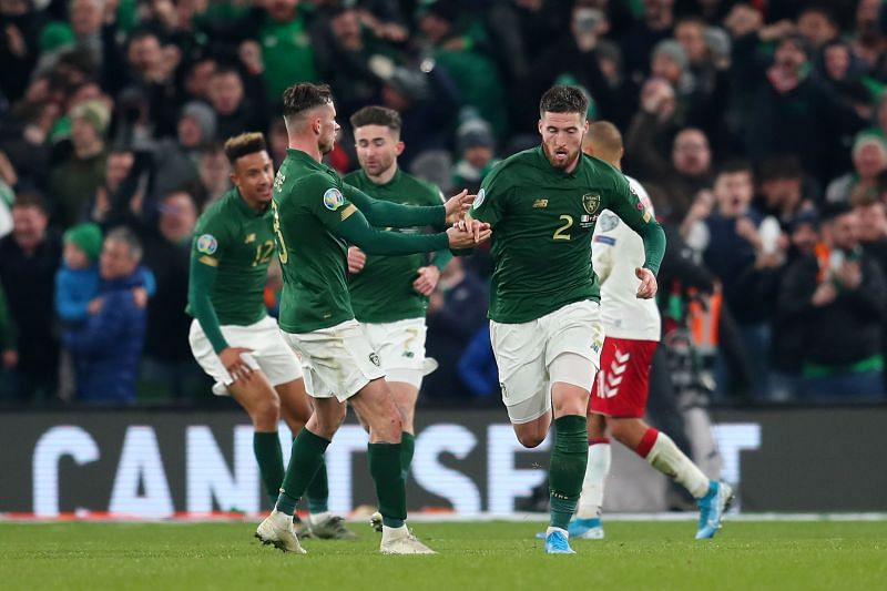 Matt Doherty will look to replicate his club form for his national team