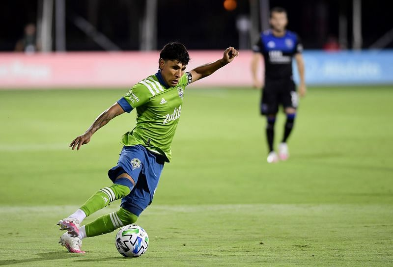 Raul Ruidiaz is suspended for this match