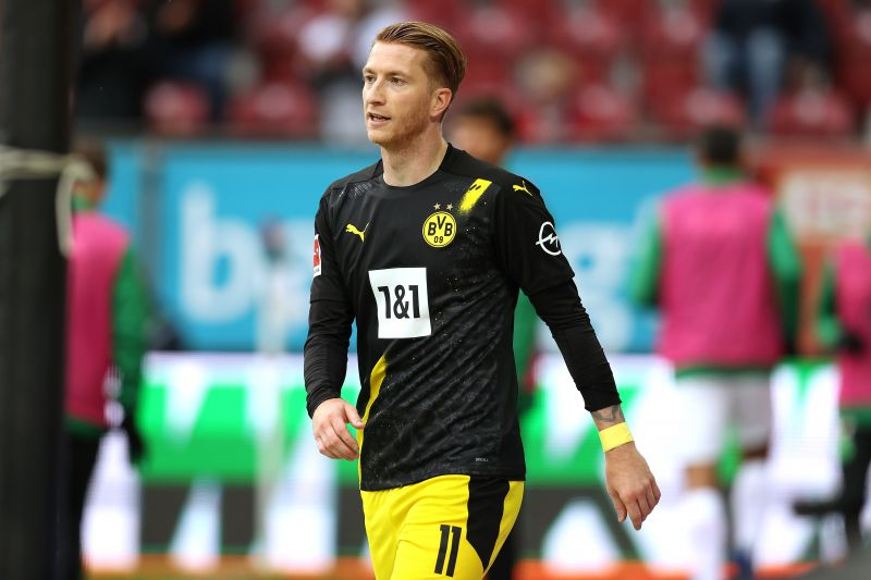 Marco Reus has missed a World Cup and a European Championships due to injury.