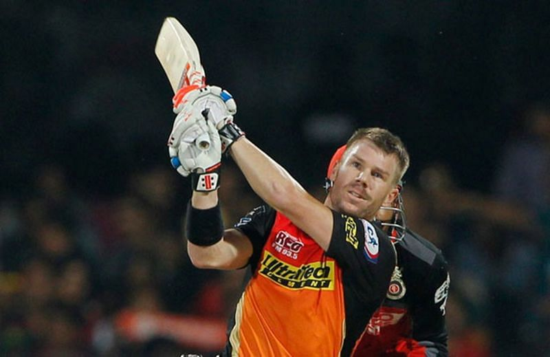 David Warner looked in good nick against DC