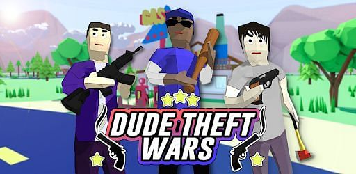 Dude Theft Wars. Image: Google Play.