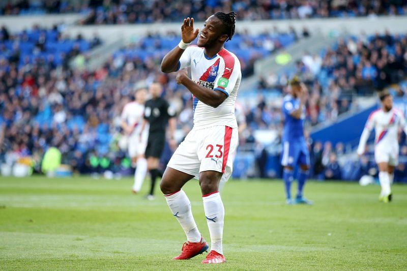 Batshuayi was quite good for Palace last time