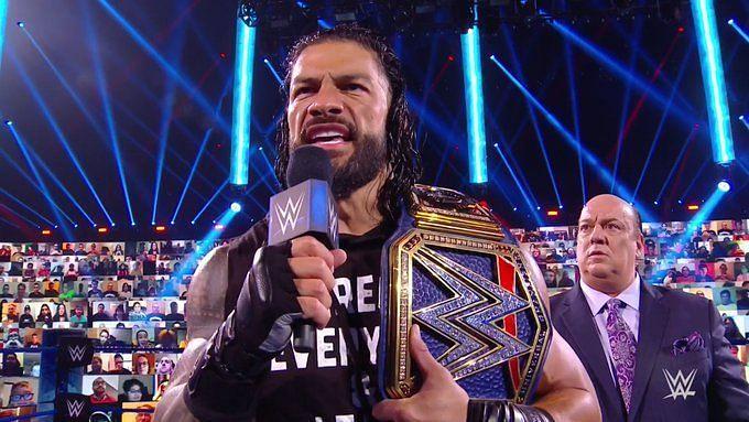 इस हफ्ते SmackDown के एपिसोड में काफी कुछ देखने को मिला