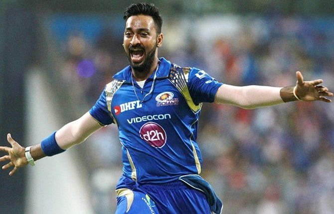 The elder Pandya could be a differential pick for the RCB vs MI IPL 2020 game