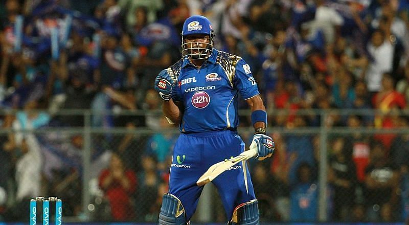 Kieron Pollard would hope to replicate his CPL form for Mumbai Indians in the IPL