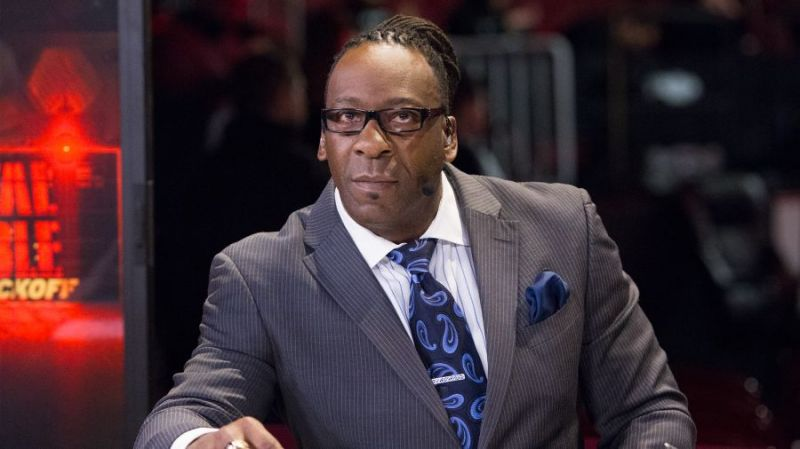 Booker T is a two-time WWE Hall of Famer