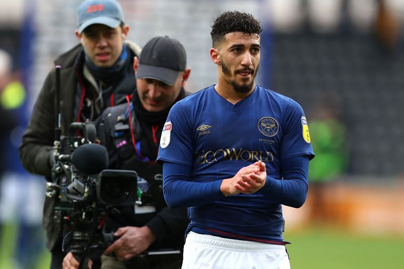 Crystal Palace-linked Said Benrahma is likely to miss the game with a knock