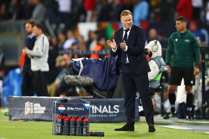 Koeman looking to add Depay to his Barcelona squad this summer