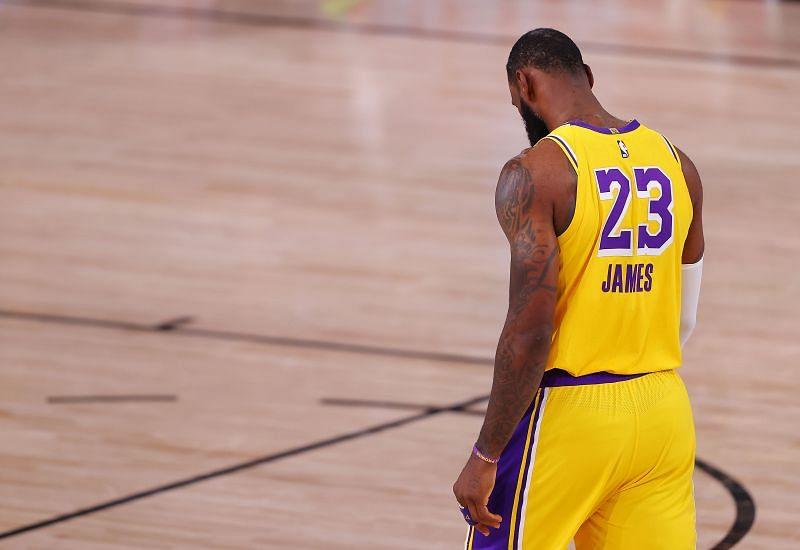 Los Angeles Lakers v Denver Nuggets - Game Four