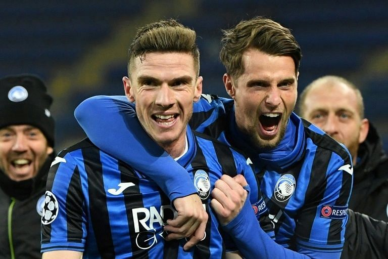 Robin Gosens (left) and Hans Hateboer (right) have had a huge impact in Atalanta