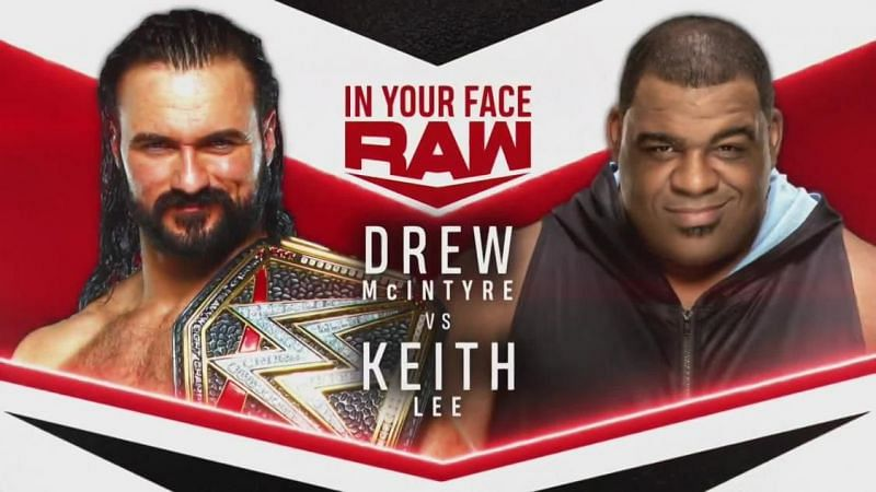 """Last night WWE presented a special """"In Your Face"""" RAW"""