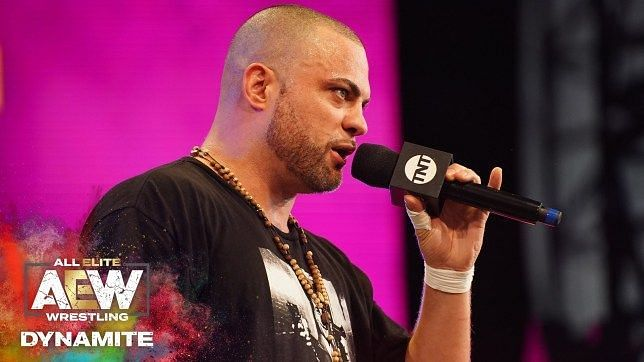 Eddie Kingston signed with AEW in July