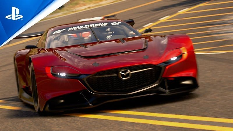 Gran Turismo 7 (Image credits: PlayStation, Youtube)