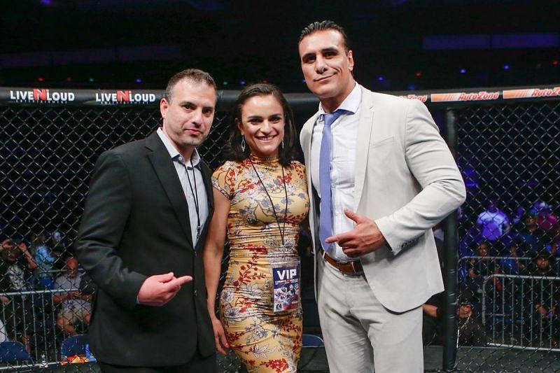 Thunder Rosa MMA career