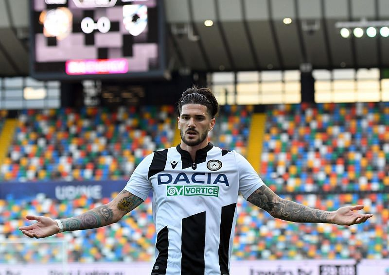 De Paul has been an instrumental figure for Udinese