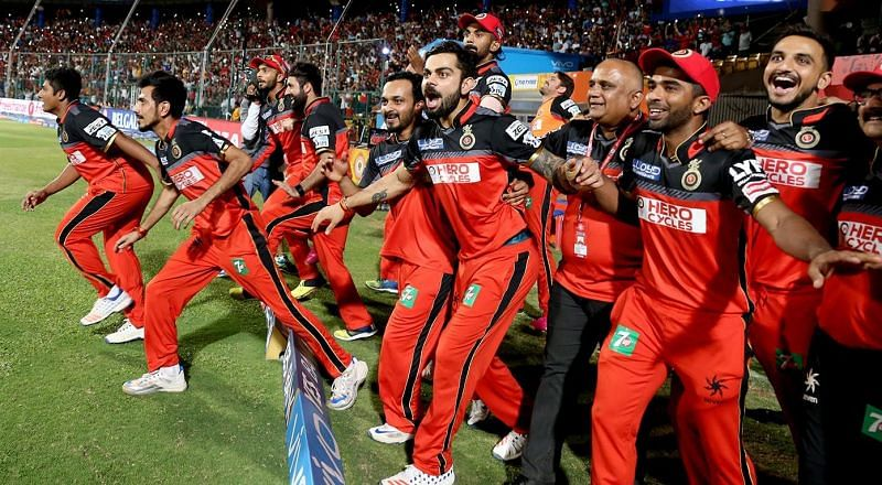 RCB finished last in IPL 2019 (Image Credits: IPLT20.com)RCB