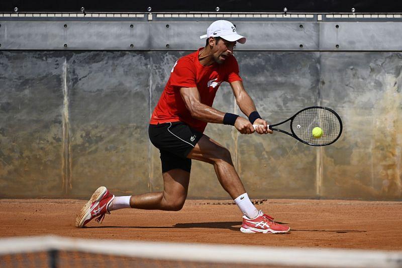 Rome Masters Novak Djokovic Vs Salvatore Caruso Preview Head To Head Prediction Italian Open 2020