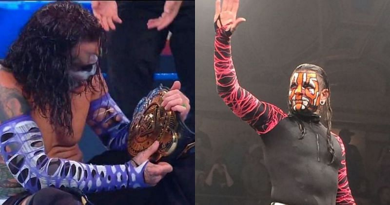 Jeff Hardy is the reigning Intercontinental Champion.