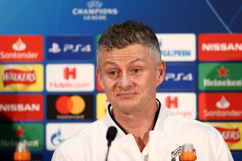 Ole Gunnar Solskjaer, Interim Manager of Manchester United