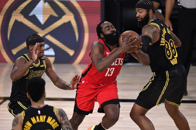 The Houston Rockets will look to upset the LA Lakers once again in Game 3