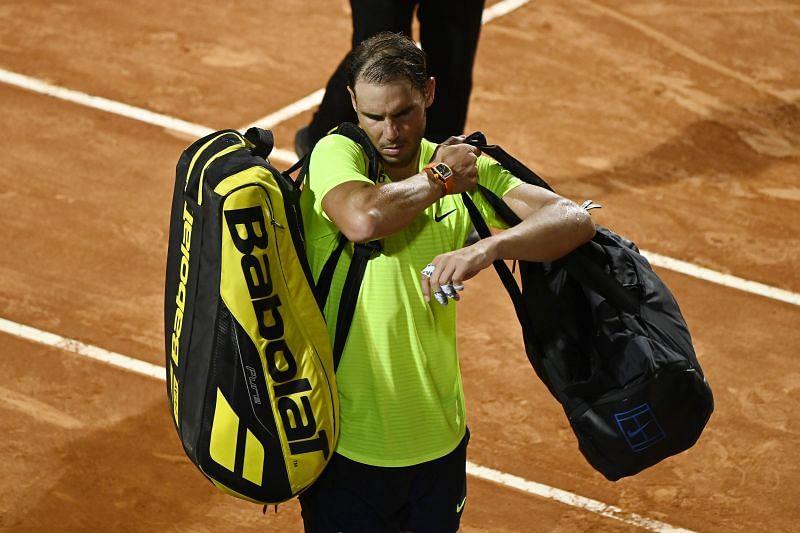 Novak Djokovic believes that Rafael Nadal is no longer unbeatable on clay