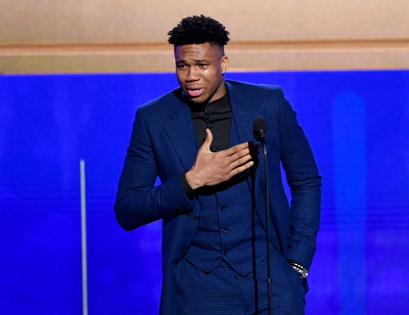 Giannis Antetokounmpo deserved to win his second consecutive league MVP