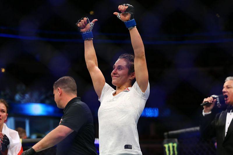 UFC 238 Grasso vs Karolina