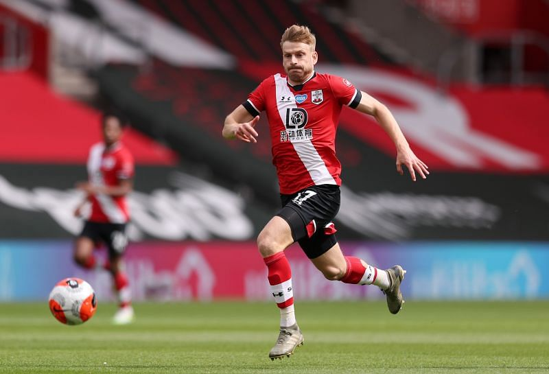 Stuart Armstrong is back for Southampton
