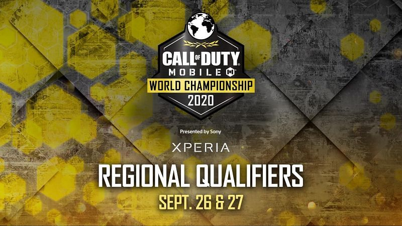 Call of duty mobile Championship Regional Finals