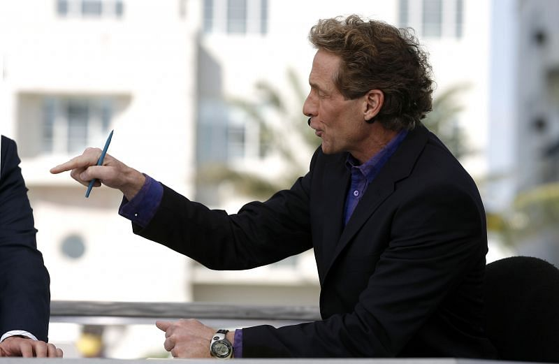 Skip Bayless is one of the most popular NBA analysts