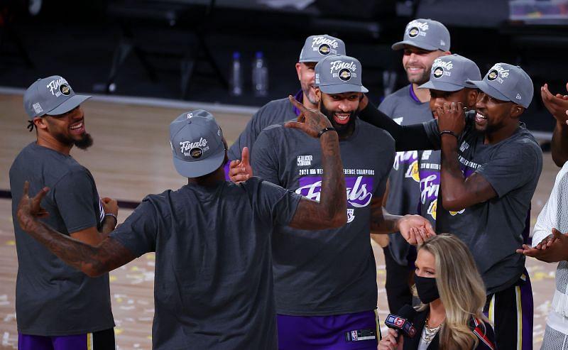 Denver Nuggets v LA Lakers - Game Five