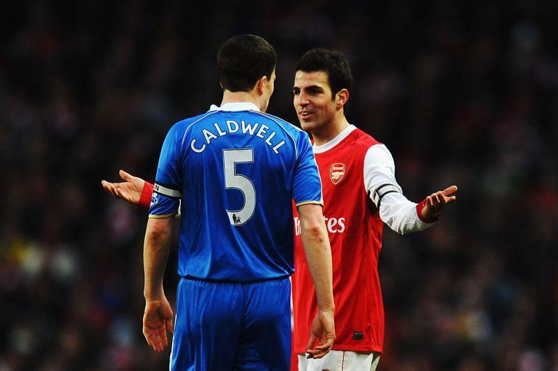 The Arsenal Captain at 21.