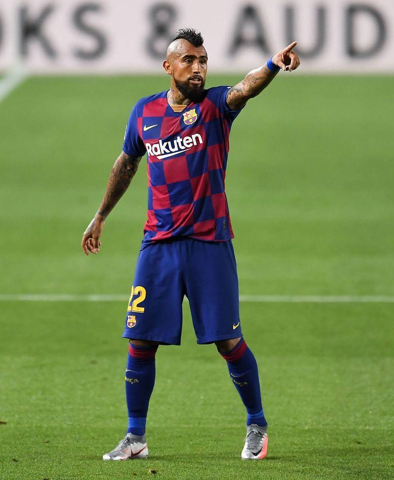 Arturo Vidal will leave Barcelona shortly.