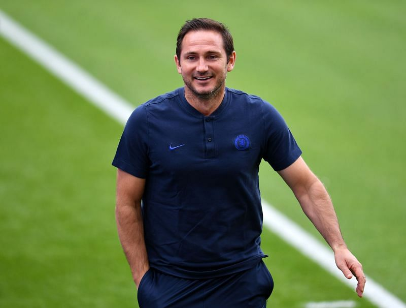 Lampard and Chelsea in a buoyant mood after an impressive transfer window