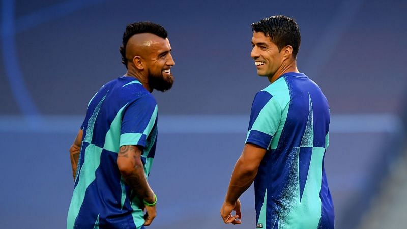 Vidal and Suarez
