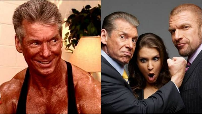 """Vince McMahon is certainly an """"interesting"""" individual"""