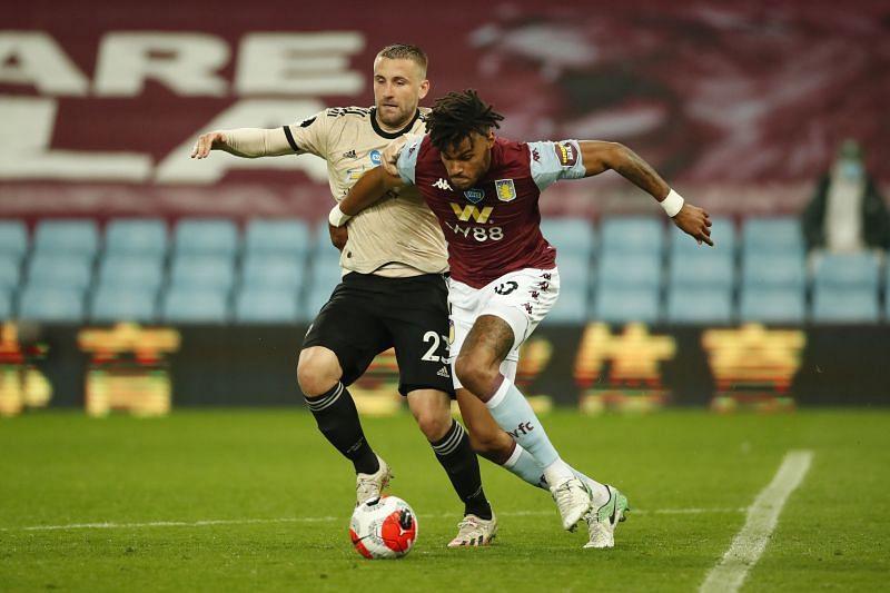 Aston Villa vs Manchester United - Premier League