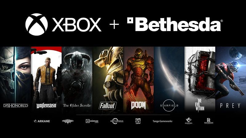 Microsoft is acquiring Bethesda! (Image Credits: Microsoft)
