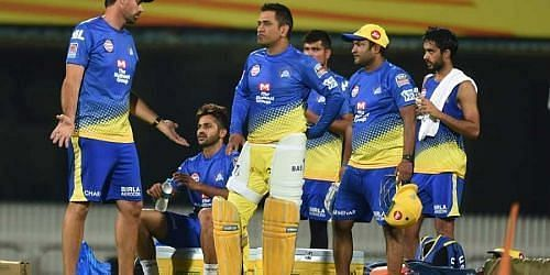 CSK management will take some time to finalise the playing XI. Image Credits: Sportskeeda
